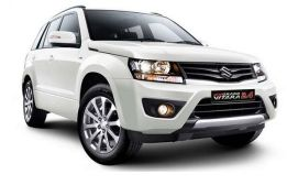 2013-New-Suzuki-Grand-Vitara-2.4-white